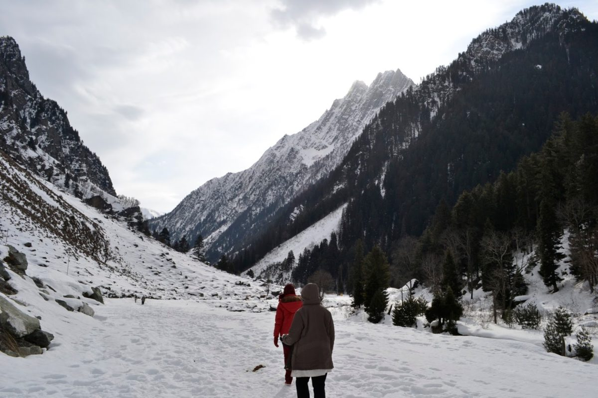 Hiking in City, Best Activity to Do In Sonmarg India